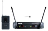 Shure PGX Wireless Lavalier System